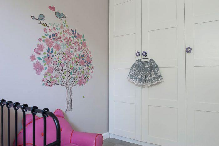 הרחבת דירה תל אביב - חדר ילדים