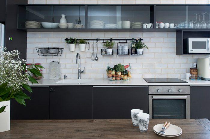 הרחבת דירה בתל אביב - מטבח