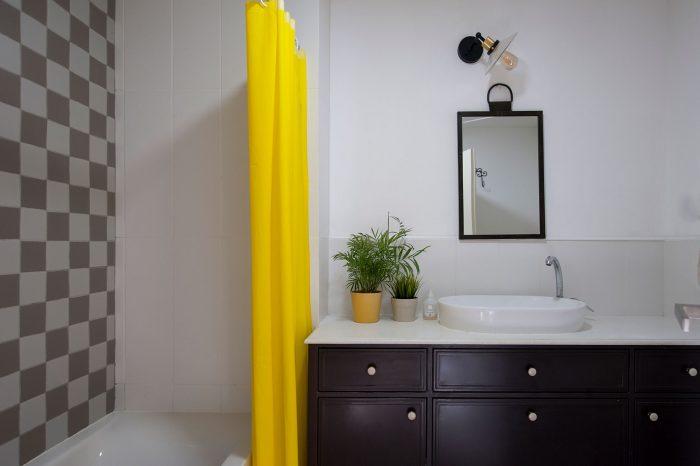 הרחבת דירה תל אביב - אמבטיה