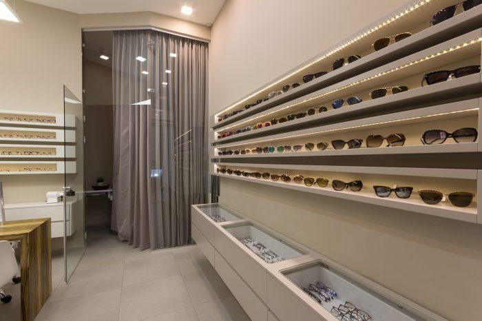 חנות אופטיקה בגבעת שמואל