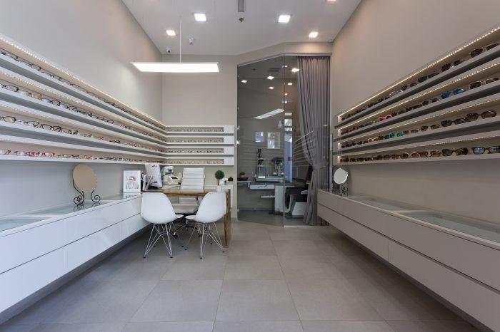 חנות אופטיקה בגבעת שמואל-כניסה